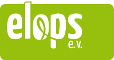 Logo des elops e.V. Bad Windsheim
