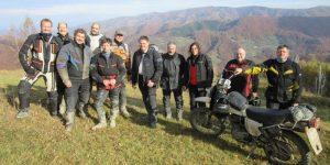 Endurofreizeit in Rumänien