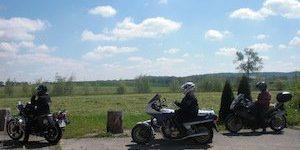 Motorradfreizeit in Kaubenheim / MIttelfranken