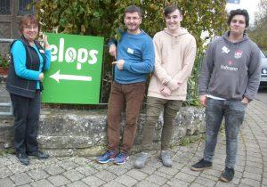 Freiwilligendienst bei Elops e.V.